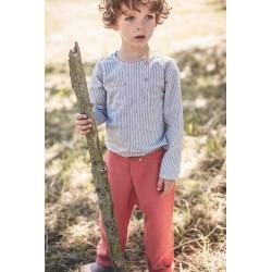 Pantalon Marlito - 6 mois rouille