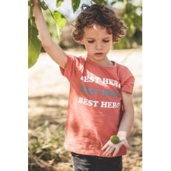 T-shirt Auguste - 2 ans Best Hero