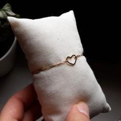 Bracelet Passion petit doré