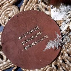 Plaquette Terracotta - Battante Fonceuse Etonnante