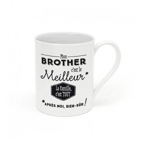 """Mug """"Brother"""""""