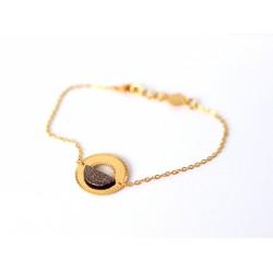Bracelet Néolicht Brun cosmique