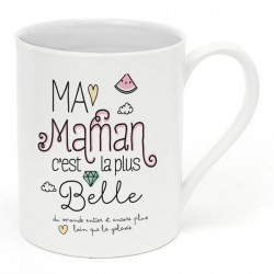 "Mug ""Maman belle"""