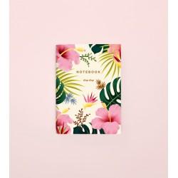 Notebook Hawaiian crème