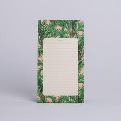 Bloc-notes Botanique