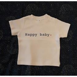 T-shirt Happy baby - 12/18 mois