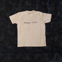 T-shirt Happy kid - 2/3 ans