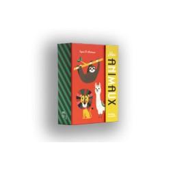 Livre accordéon 31 mini animaux