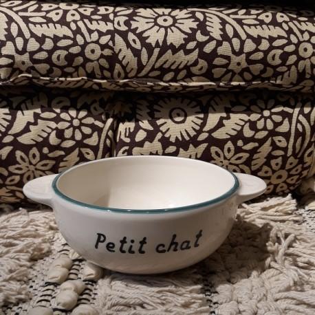 Bol breton Petit chat - ourson