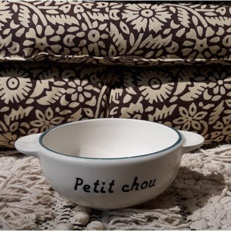 Bol breton Petit chou - ourson
