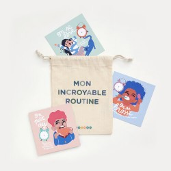 Kit Mon incroyable routine