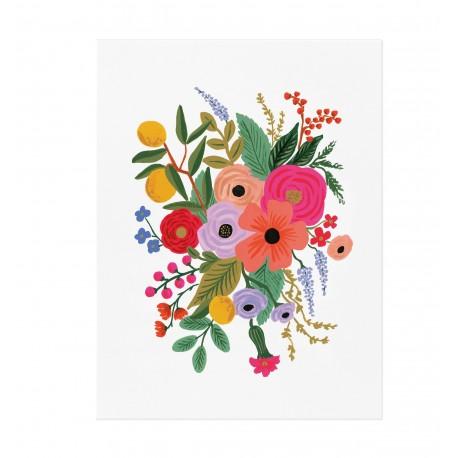 Affiche 20x25 cm - Garden party
