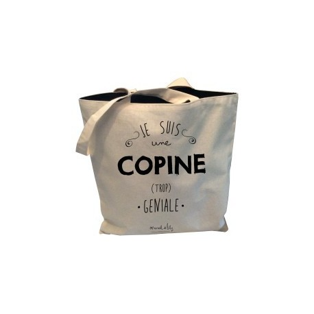 TOTE BAG REV COPINE