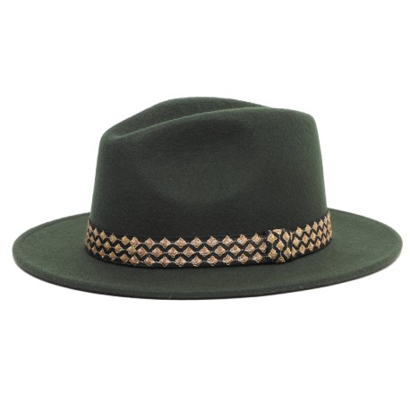 Chapeau Jim kaki S/M