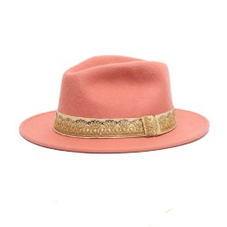 Chapeau Jim poudré M/L