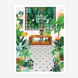 Affiche Gardener Large