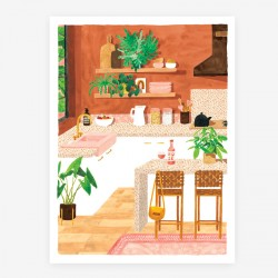 Affiche Kitchen Small