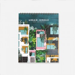 Calendrier Urban Jungle - 2021