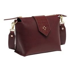Sac à main Molly - black cherry