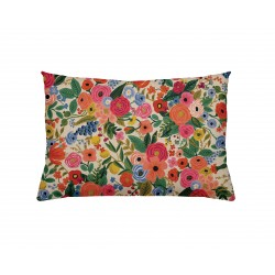 Coussin Garden party pink - rectangle